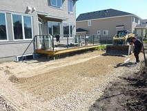 Koverall Industries - Airdrie Laying Sod
