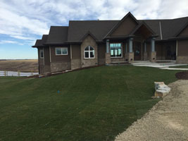 Koverall Industries Airdrie Landscaping Services